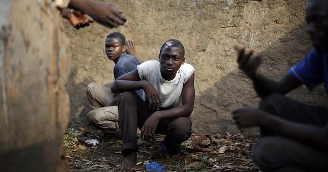 Priest: 75 dead in C. African Republic town
