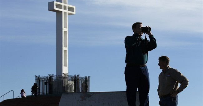 Congress takes another crack at war memorial cross