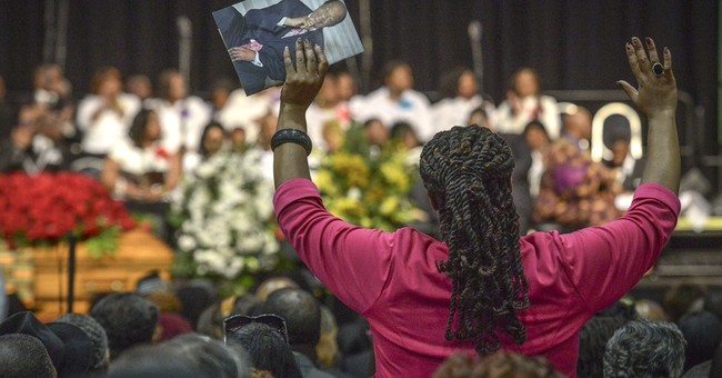 Thousands mourn Barry, DC's 'Mayor for Life'