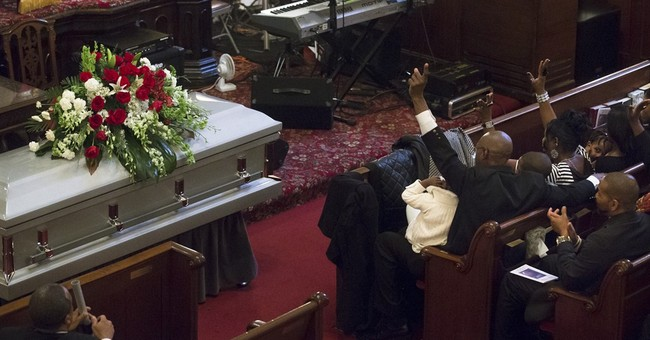 Funeral held for man shot by cop in NYC stairwell