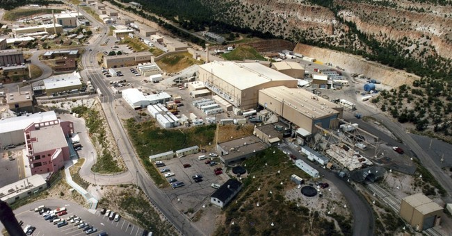 Mishaps at nuke repository lead to $54M in fines