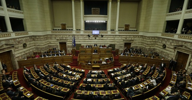 Greek govt gambles on early presidential vote