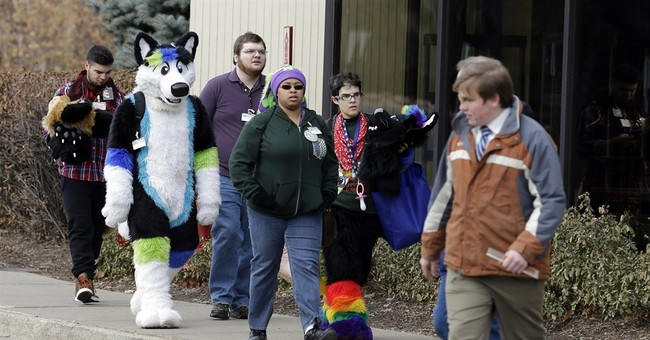 Furries Q&A: Event draws many in animal costumes