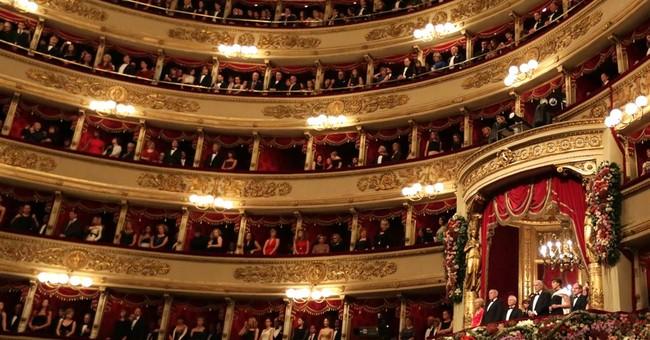 Barenboim bids La Scala farewell with 'Fidelio'