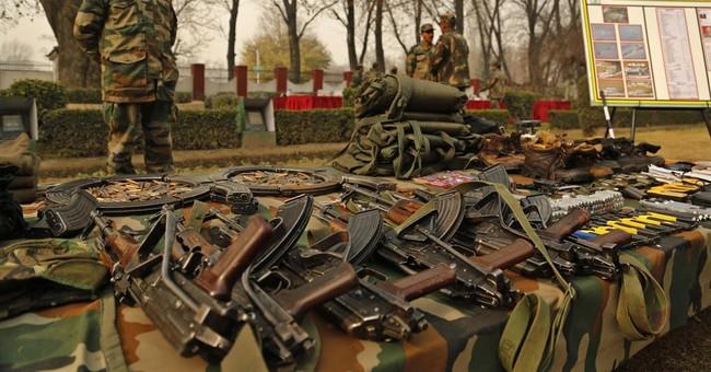 Modi says soldiers in Kashmir guarding democracy
