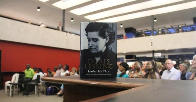 Zimbabwe gets Doris Lessing's book collection