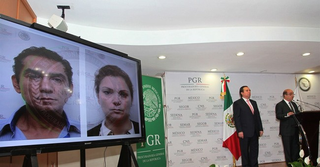 Mexico officials confirm ID in case of missing 43