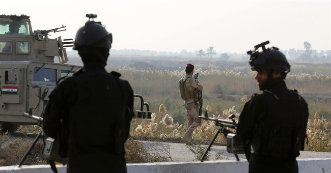 Attack on police station in Iraq kills 9 people
