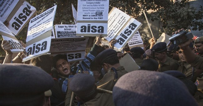 New Delhi bans Uber after alleged rape by driver