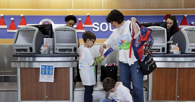 For kids with autism, a 'flight' to ease stress