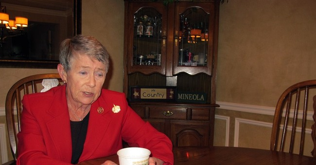Capitol Hill's 'gun lady' McCarthy set to retire