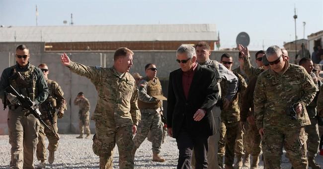 Hagel: Afghan training is key in war's final act