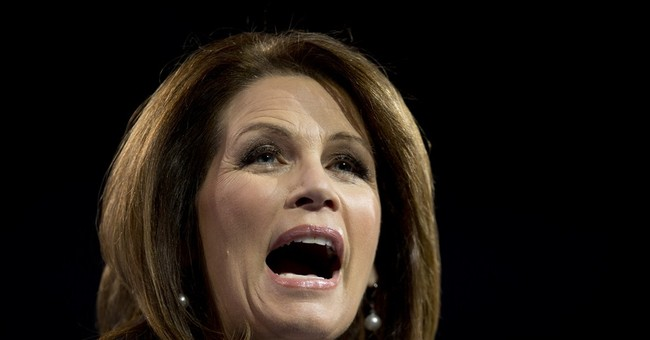 Bachmann ready to leave Congress, but not politics