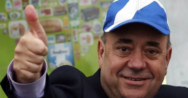 Scotland's Salmond to run for UK Parliament seat
