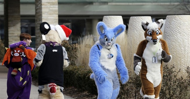 Criminal probe after gas evacuates 'furries' event
