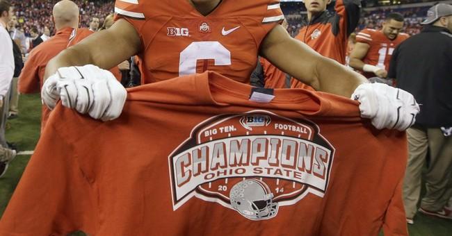 'Bama, FSU, OSU, Oregon star in powerful playoff