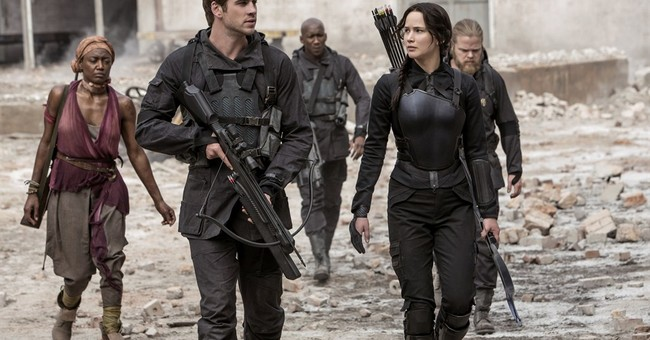 'Mockingjay' claims 3rd week atop box office