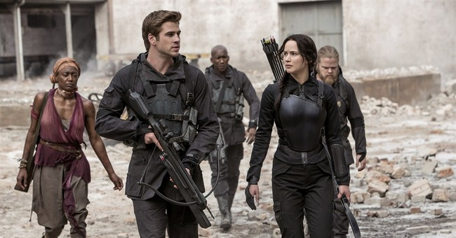 'Mockingjay' claims 3rd week atop box office