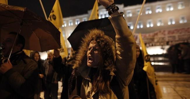 Greek Parliament passes 2015 budget