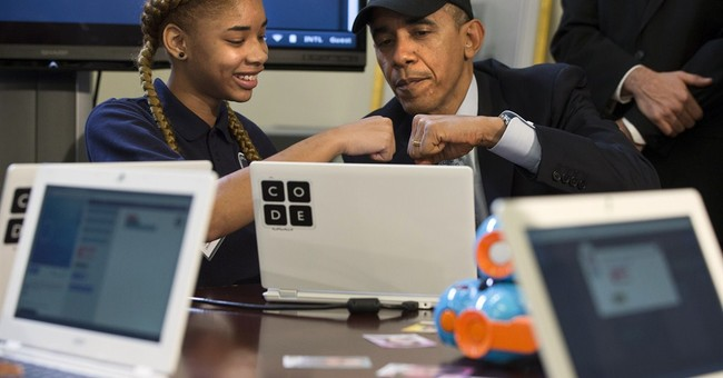White House focuses on computer science in schools