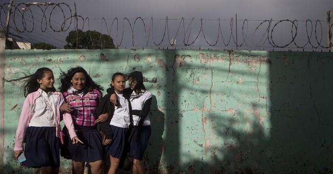 In Honduran schools, gangs are in control