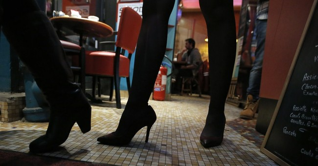 Study proves high heels do have power over men