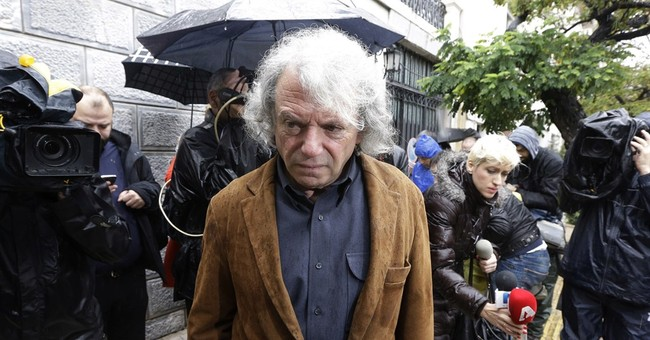 Greek prime minister meets hunger striker's father