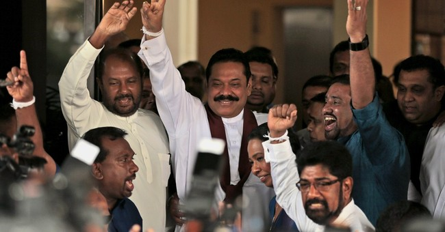 19 candidates vie for Sri Lankan presidency
