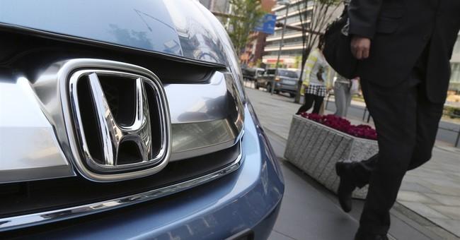 Honda adds 2.6M vehicles to air bag repair list