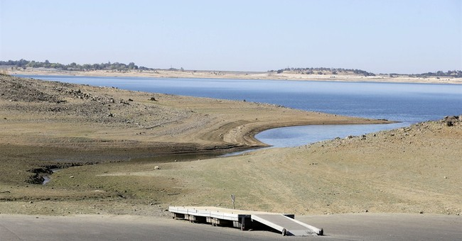 Feds: Don't blame California drought on warming