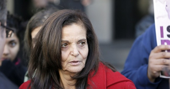 Arab activist freed awaiting immigration sentence