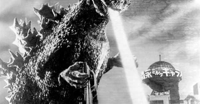 Made in Japan Godzilla is back after Hollywood hit