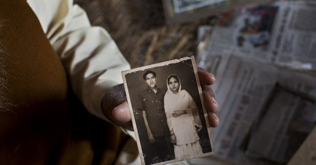 In small-town India, a monument to love