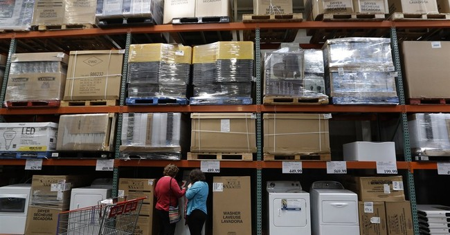 US wholesale stockpiles up 0.4 percent in October