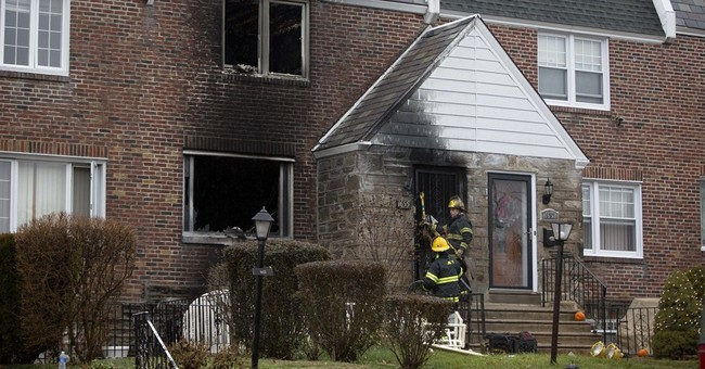 Correction: Firefighter Death story