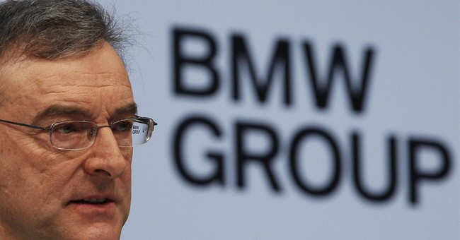 BMW gets new CEO; another BMW exec bails for VW
