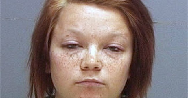 Mom accused of leaving baby in trash allowed visit