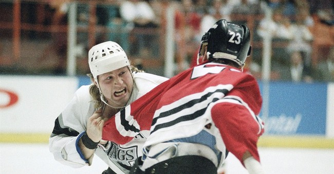 NHL enforcers _ and fights _ are slowly vanishing