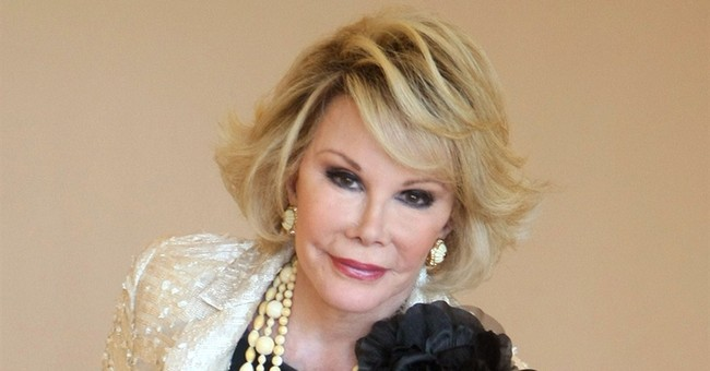 Joan Rivers' will leaves money for charities