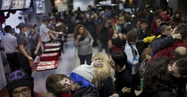 AP PHOTOS: Top pictures from Europe and Africa