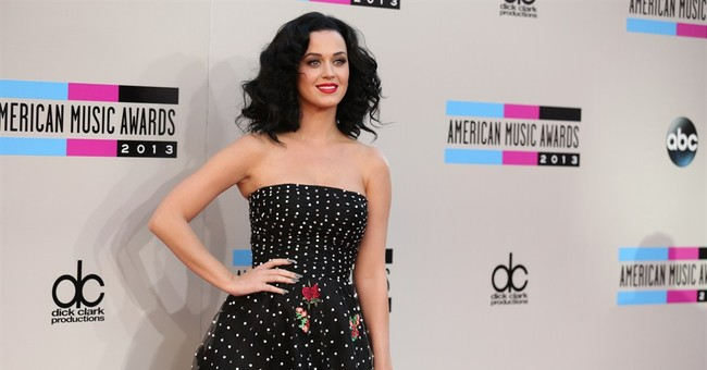Katy Perry, spider-dog top popular online videos