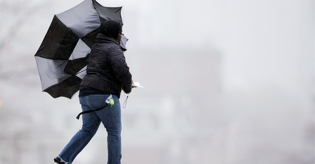 Northeast dealing with heavy rains, snow, wind