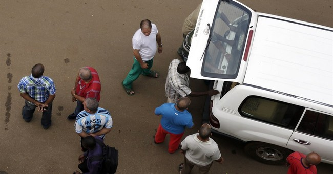 Training delays Cuban doctors from fighting Ebola