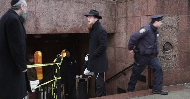 No terrorism link seen in Jewish center stabbing