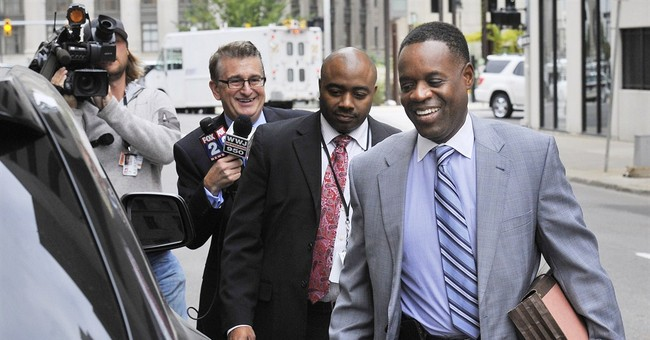 Kevyn Orr: Detroit's financial emergency over