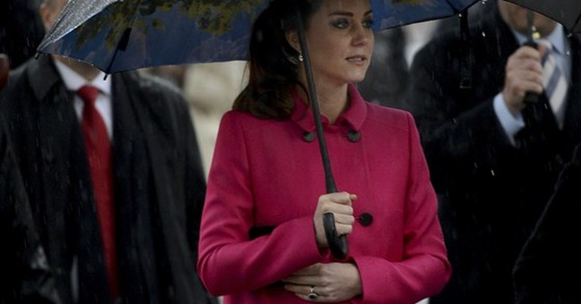 Royals display common touch on NYC visit