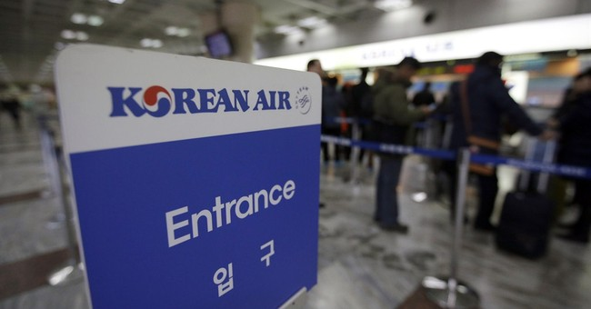 Nuts! Korean flight delayed by first-class spat