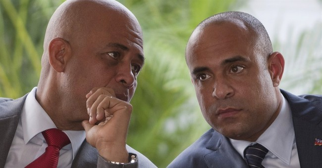 Haiti commission seeks new consensus government