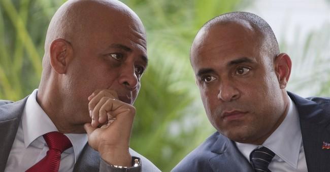Haiti commission seeks new consensus government