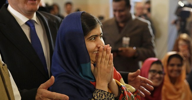 Nobel Peace winners stress education for all